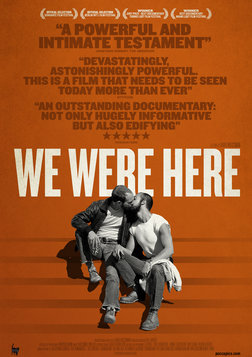We Were Here - The AIDS Years in San Francisco